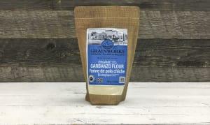 Organic Garbanzo Bean Flour- Code#: BU3031