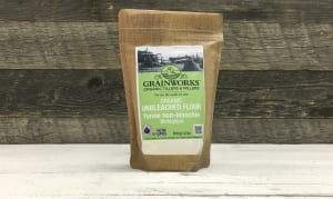 Organic Unbleached White Flour- Code#: BU3033