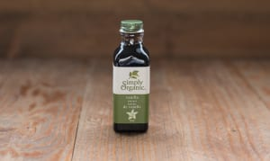 Organic Vanilla Extract- Code#: BU3190