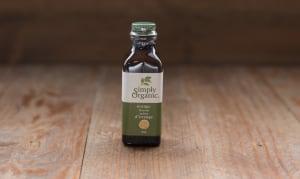 Organic Orange Flavour- Code#: BU3194