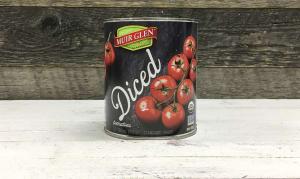 Organic Diced Tomatoes- Code#: BU400