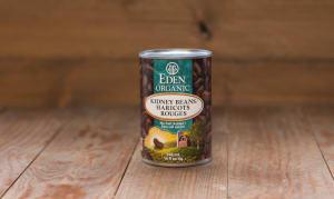 Organic Kidney Beans - BPA Free- Code#: BU436