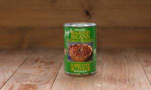 Organic Baked Beans- Code#: BU446
