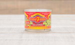 Pickled Sliced Jalapenos- Code#: BU557