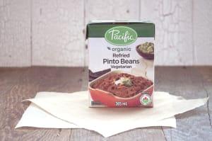 Organic Refried Pinto Beans- Code#: BU781