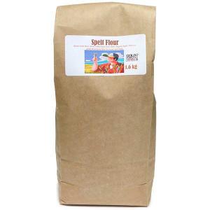 Organic Spelt Flour- Code#: BU8000
