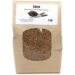 Organic Ancient Grain Farro- Code#: BU8012