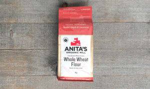 Organic Anita's Fine Grind Whole Grain Whole Wheat Flour- Code#: BU839