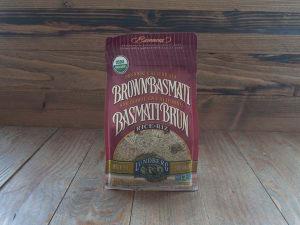 Organic Brown Basmati Rice- Code#: BU903