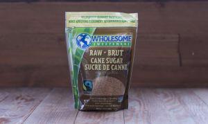 Fair Trade Raw Cane Sugar- Code#: BU906