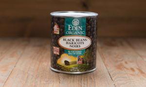 Organic Black Beans - BPA Free- Code#: BU953