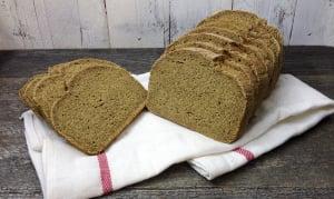 Gluten-Free Buckwheat Bread (sliced) (Frozen)- Code#: BR8022