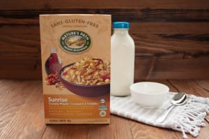 Organic Crunchy Maple Breakfast Cereal- Code#: CE017