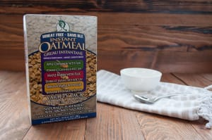 Variety Pack Instant Oatmeals- Code#: CE1200