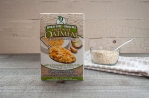 Apple Cinnamon Instant Oatmeal- Code#: CE1201