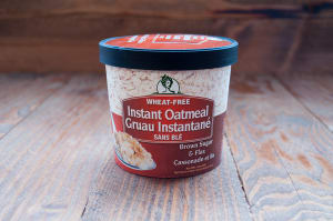 Brown Sugar & Flax Oatmeal Cup- Code#: CE1210