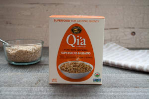 Organic Qi'a Hot Cereal - Superseeds & Grains- Code#: CE1270