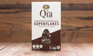 Organic Qi'a Cocoa Chia Superflakes- Code#: CE1279