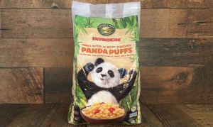 Organic Panda Puffs Breakfast Cereal Eco-Pac- Code#: CE153