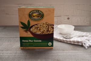 Organic Hemp Plus Granola- Code#: CE194