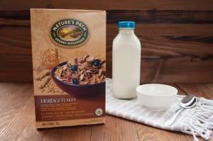 Organic Heritage Flakes- Code#: CE234