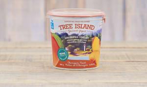 Okanagan Peach Yogurt- Code#: DA0038