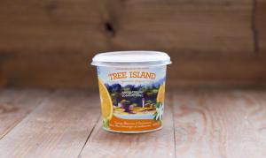 Orange Blossom & Cardamom Non-Homogenized, Grass Fed Greek Yogurt - 6.5% MF- Code#: DA0378
