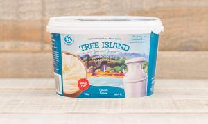 Natural Non-Homogenized, Grass Fed Greek Yogurt - 6.5% MF- Code#: DA0390