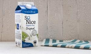 Organic Original Enriched Fresh Soy Milk- Code#: DA132