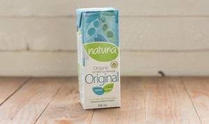 Organic Original Enriched Soy Beverage- Code#: DA206