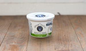 Organic Traditional Greek Style Plain Yogurt - 8% MF- Code#: DA2172