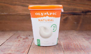 Plain Yogurt - 2% MF- Code#: DA226