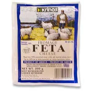 Greek Feta Cheese- Code#: DA3400