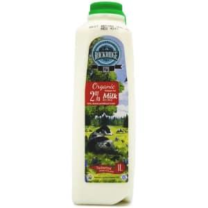 Organic 2% Milk- Code#: DA3952