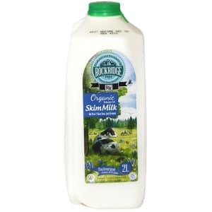 Organic Skim Milk- Code#: DA3960