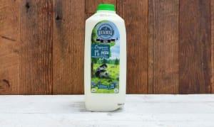 Organic 1% Milk- Code#: DA3961