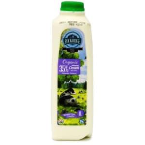 Organic Whipping Cream- Code#: DA3967