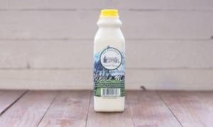 Organic Grass Fed Milk - 4%- Code#: DA750
