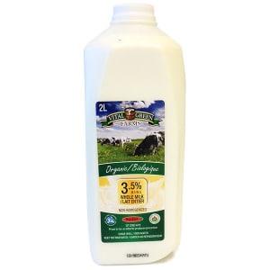 Organic 2L Whole Milk- Code#: DA8007