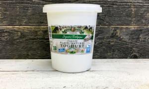 Organic Plain Yogurt- Code#: DA8014