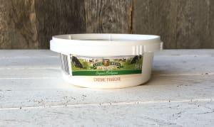 Organic Crème Fraiche- Code#: DA8088