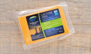 Lactose Free Medium Cheddar- Code#: DC0006