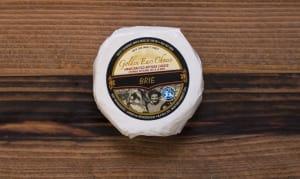 Grass-fed Triple Cream Brie - Canadian Grand Prix Cheese Awards Finalist- Code#: DC231