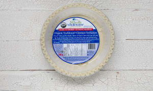 Organic Frozen Traditional Pie Shells (Frozen)- Code#: DE0122