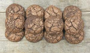Triple Choco Brownie Cookie- Code#: DE0137