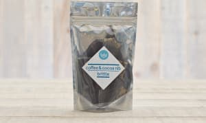 Coffee & Cocoa Nib Brittle- Code#: DE0187