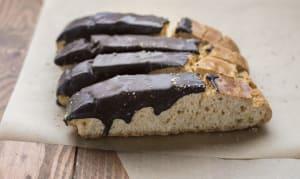 Chocolate Caramel Biscotti- Code#: DE028