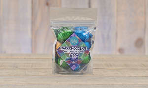 Crunchy Toffee Dark Chocolate Eggs- Code#: DE0429