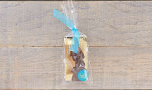 Milk Chocolate Bunny Mini- Code#: DE0433