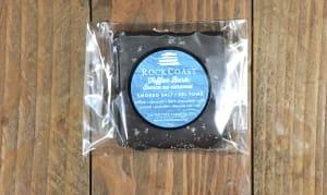 Smoked Salt Toffee Bark Square- Code#: DE0626